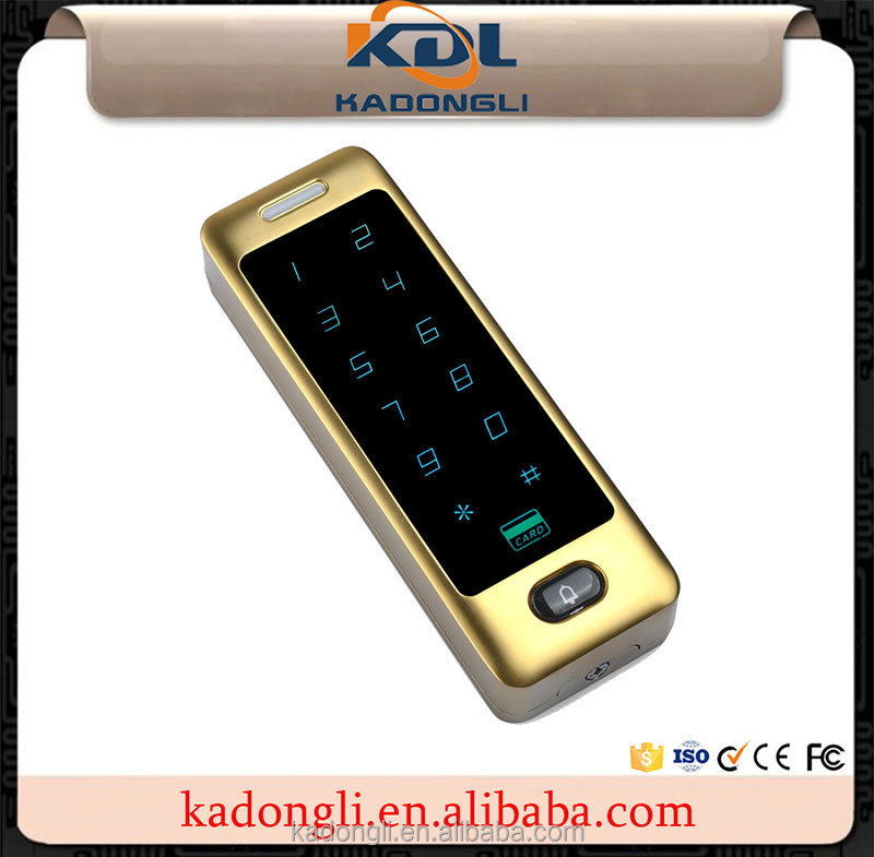 hot beauty rfid single electronic door access control