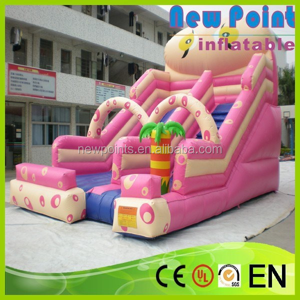 newpoint Inflatable Dry Slides For Kids