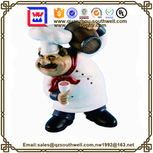 Custom chef statues for sale for outdoor