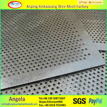 Metal perforated sheet/galvanized Perforated Plate made in china