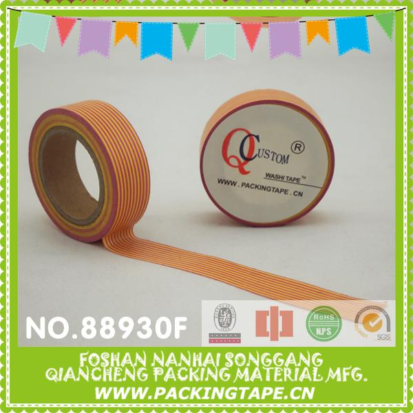 Hot heat resistant masking tape mirror