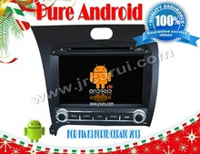 FOR KIA forte 2013 Android 4.4 car gps dvd player RDS,Telephone book,AUX IN,GPS,WIFI