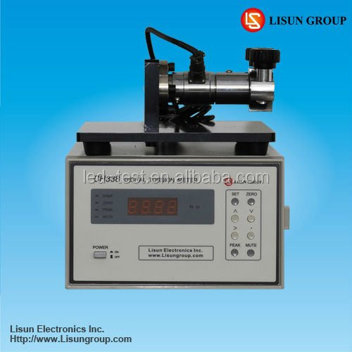 CH338 Digital Torque Device for the Measurement of Lamp Cap Torque Force Test