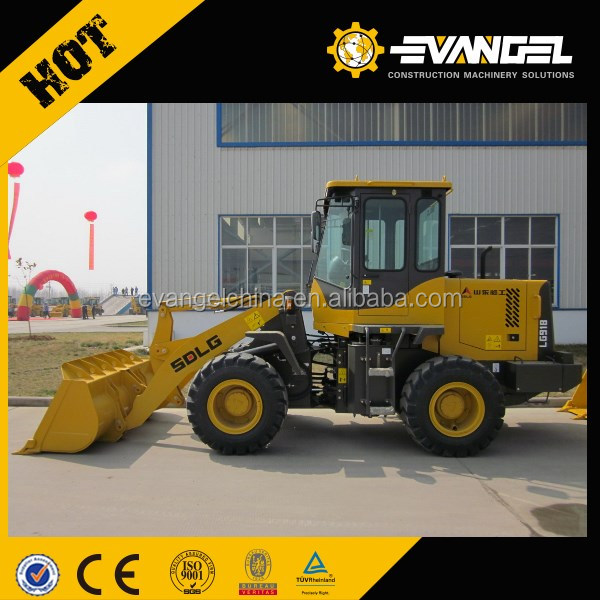 Caise 2 ton mini compact wheel loader and backhoe CS920