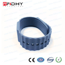 Toptag RFID sport fitness wristband/ UHF smart bracelet for access control
