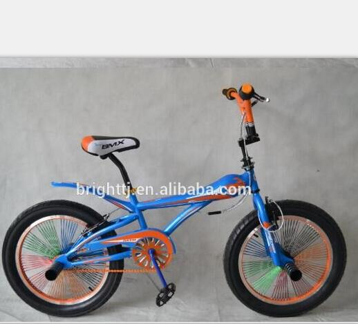Tianjin best quality 20 inch mini bmx freestyle bikes with good price