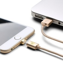 TDE magnetic cable usb charger data for iphone cable 5 6 6s plus for apple ipad 2 mini ipod for magnetic USB cable
