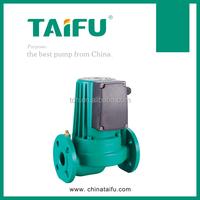 Circulating sump pump impeller