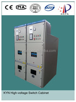 Distribution voltage switchgear KYN28 switch cabinet of high voltage motor