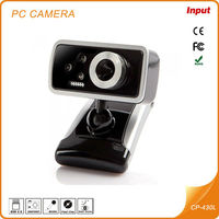 360 Degree Webcam Camera