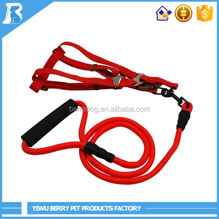 Hot China products wholesale dog harness wholesale