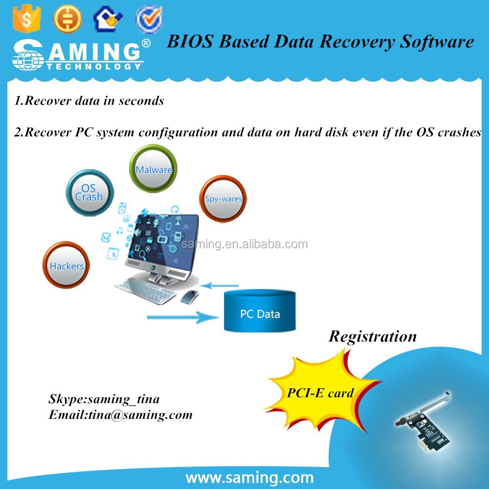 Data Recovery Software For Individual Computer/ Desktop/Laptop/ Backup&Restore Software