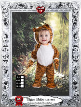TV & Movie Costumes Carnival Baby Funny Tiger Costumes for Boy