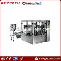 Premade Pouch Pet Sauce Packing Machine Unit
