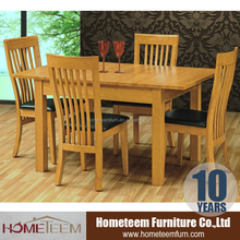 Professional supplier solid rubber indonesia wood furniture