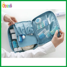 Encai New Style Travel Cosmetic Organizer Handbag/Waterproof Makeup Organizer Pouch Inserts/Toiletries Multi Bags