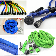 100ft silicone pvc rubber flexible garden hose with good price
