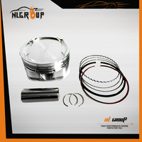 Racing Forged Piston for Toyota 22R Forged Piston