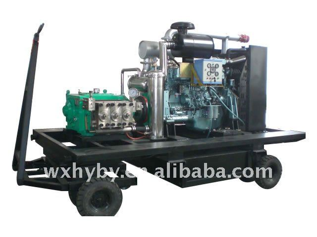 WHY70-120 high pressure water jet washing machine