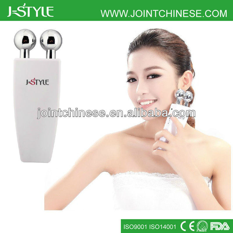 Home Use Ionic Galvanic Microcurrent Facial Massage Skin Care Body Shaper Machine