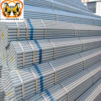 High Quality Functional Galvanized Scaffold Tube