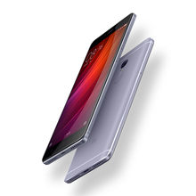 "Original International Version Xiaomi Redmi Note 4 Helio X20 2/16GB ROM Red Mi Note4 Smartphone 5.5"" Fingerprint ID Metal Body"
