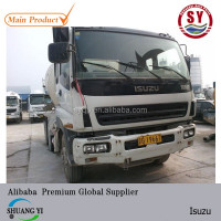 second hand isuzu truck