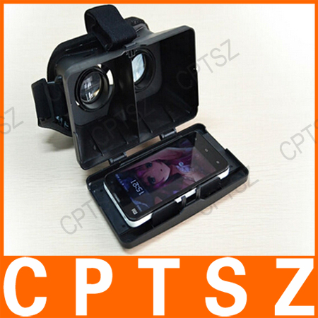 New products on china market lens kit for google cardboard