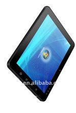 "hot sale Teso 9.7"" HD multi-touch ultra thin 3G windows7 tablet pc"