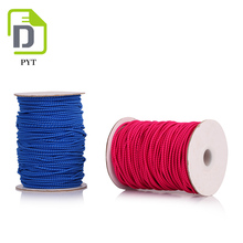 Online promotion high stretch mask elastic braided cord 1.5mm from shenzhen supplier