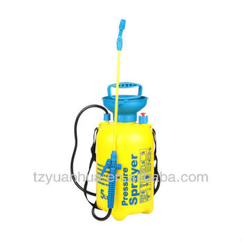 5L pressure sprayer/hand sprayer/garden sprayer