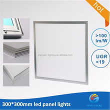 CCT Panel Lys sample welcome china suppliers 12 volt dc charger led panel light aluminum frame surface mounted panel lighting