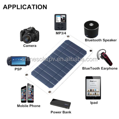 8W 5v low price mini 12v 5w solar panel