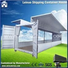 commercial Flatpack Eco-friendly sea container house