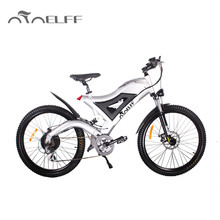 Powerful mountain electric bike e bicycle battery in frame