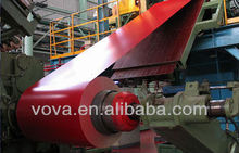 Prepainted galvanize steel coil chicago importing company