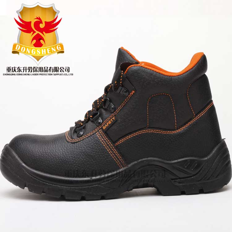 Widely Used In Construction Hardwearing China Safety Shoes Wholesale Price