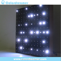 New style hot sale high quality with Artnet Controller Madrix software rgb led panel dmx 5w/10w dmx led decorative wall panel
