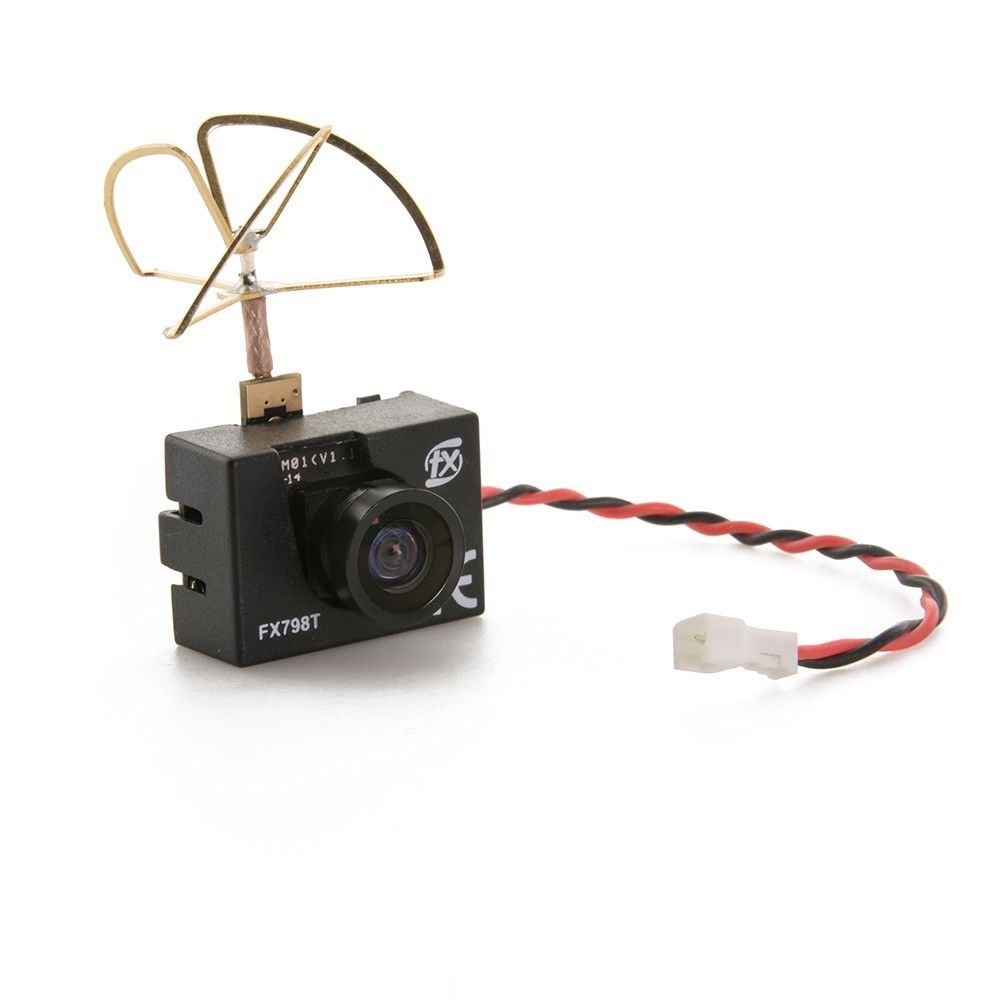 FXT New AIO Cam FX806 Micro FPV Camera With 5.8GHz 25mW 37CH TX Factory Price AIO Cam