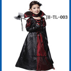 Haute qualité Halloween party cosplay costume sorcière costume