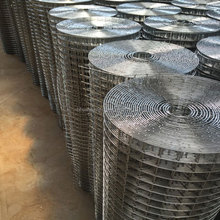 export Pakistan Standard size heavy wire gauge galvanized welded wire mesh