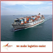 Reliable sea shipping company and freight forwarder in tianjin