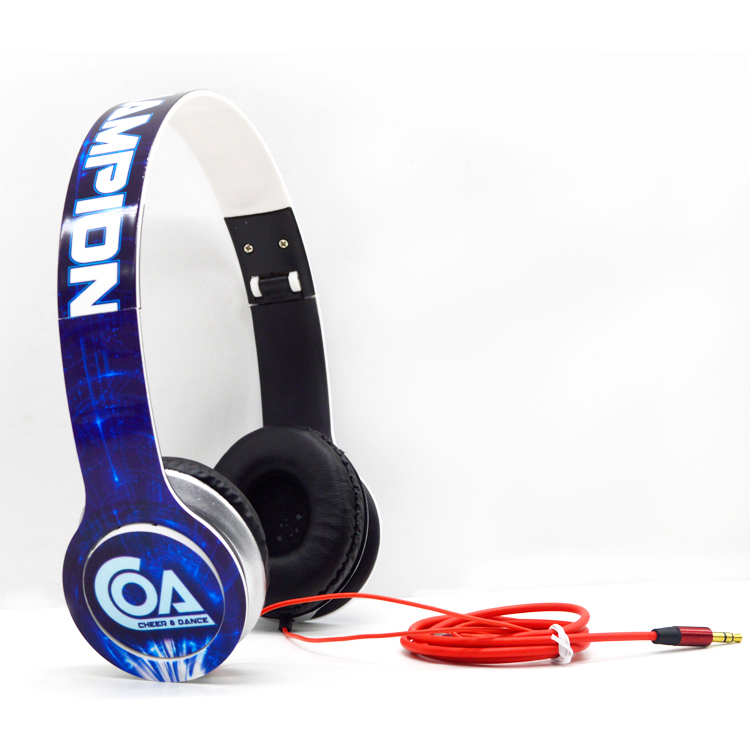 High quality folding headphones for mp3 player mobile accessories and computer accessories wholesale, gift item