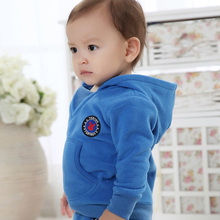 Wholesale Long Sleeve Pullover OEM High Quality Casual Baby Hoody