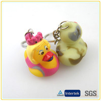 Custom Various Mini Plastic Rubber Duck