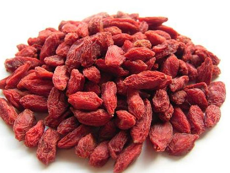 baie de goji berry contains a high amount of antioxidants