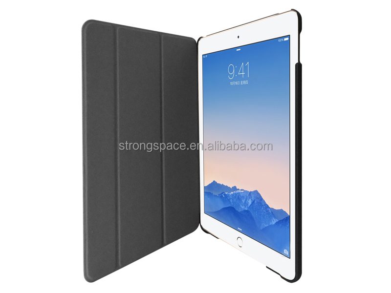 Leather Table pc Cases for iPad Pro