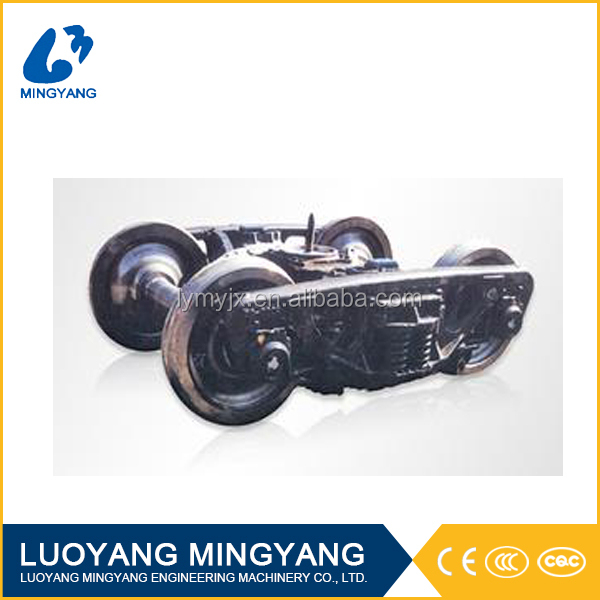 railway vehicle bogie for freight wagon