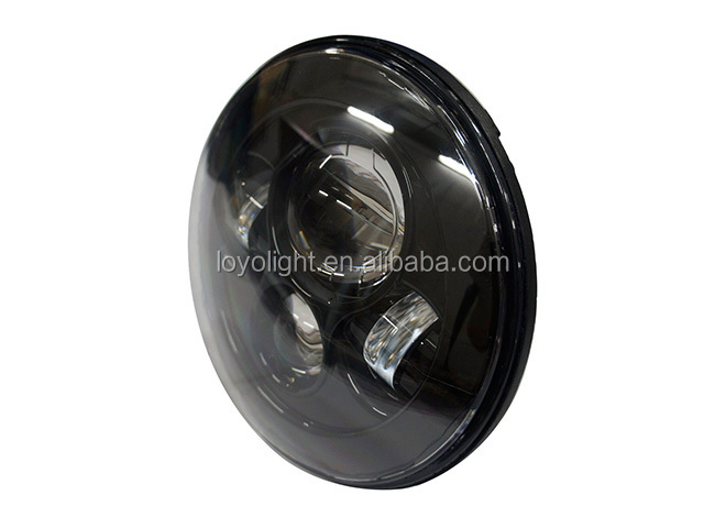 warranty goods led moving light 45w high lumen led headlight