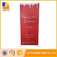 Premium Adjustable Banner Stand factory sales display x-banner